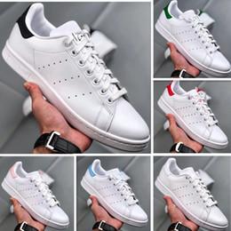 [С коробкой] 2019 новый топ человек дизайнер обуви черный белый Primeknit маккуин кроссовки кроссовки итальянская обувь класса люкс от Поставщики итальянские тапочки мужчины