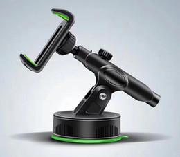Dreh-handy online-Rotary Design Einstellbare Handyhalterungen Universial Holder Long Neck One-Touch Autohalterung