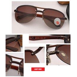 Gafas de sol flexibles online-Gafas de sol ligeras polarizadas altamente recomendadas de alta calidad Hombres mujeres marca Gafas de sol espejo flexible gafas de sol gafas de sol con estuche