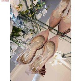 bracelet en caoutchouc Promotion Spring Girl - Chaussures à talons hauts en caoutchouc La ceinture à diamants est joliment décorée Sandales creuses