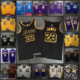 Rajon rondo jersey on-line-Homens Los Angeles