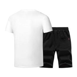 2020 beste mode t-shirt marken Herren Designer T-Shirts Herren Designer Trainingsanzüge Fashion Brand Trainingsanzüge Casual Jogger Hosen ONeck Kleidung L -5XL meistverkaufte große Größe heiß rabatt beste mode t-shirt marken