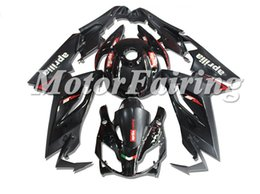 fairings for aprilia rs125 Promo Codes - New ABS Injection Molding motorcycle Fairings Kits 100% Fit For Aprilia RS125 06 07 08 09 10 11 2006-2011 fairing bodywork set black nice