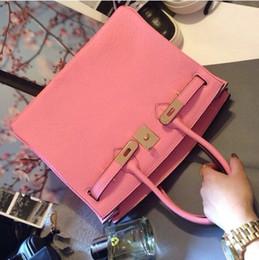 bolsos de celebridades Rebajas Diseñador - 2015 Celebrity Beckham Birk Bags Mujer Bolsos de hombro8 colorHigh Qaulity Bolsos de cuero bordados bolsos femininas