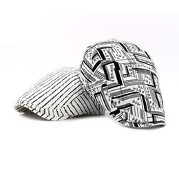 Béret réglable chapeaux printemps été en plein air soleil chapeaux respirant os chapeaux femmes mens chevrons solide plat bérets casquette chapeau ? partir de fabricateur