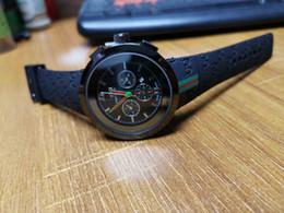 Мужские часы коричневый ремешок онлайн-Высокое качество топ мужские часы топ мода наручные часы логотип GC резиновый ремешок женщины наручные часы оптом подарок коричневый пояс продвижение