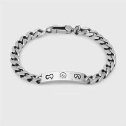 Braccialetto d'acciaio classico di modo del progettista dei gioielli di lusso della signora e del braccialetto del fantasma di modo delle donne trasporto libero da mini figurine animali fornitori