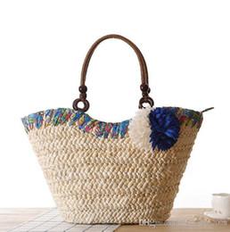 Fabrika toptan marka yeni orman plaj çantası dokuma çanta romantik el dokuma plaj çantası Xiaoqing yeni stereo bangalor yaz çiçekler supplier beach bags wholesale nereden plaj çantaları toptan satışı tedarikçiler