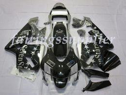 2019 f4i carenagem preto branco New (Injecção) ABS Fairing Kits Fit For Honda CBR600 FS F4i 2001 2002 2003 2004 01 02 03 04 carenagens definir Black White Sete Estrelas f4i carenagem preto branco barato