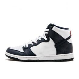 3e0c818701eb Discount sb dunks - SB Zoom Dunk High Running Shoes Black White Black Toe SB  Dunk