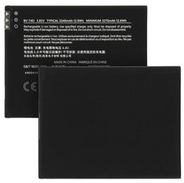 probando la batería del iphone Rebajas NUEVO reemplazo BV-T4D AKKU batería para Microsoft Nokia Lumia 950 XL Cityman Lumia 940 XL RM-1118