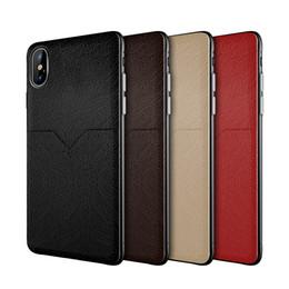 Новый роскошный кожаный чехол для iphone XR XS MAX X 6S 7 8 plus чехол для мобильного телефона слот для кредитных карт сумка для Samsung Galaxy S8 S9 S10 Plus Note 8 9 от Поставщики кожаные сумки для сотовых телефонов