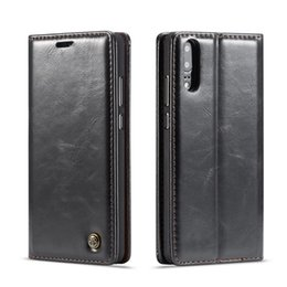 huawei mate flip fall Rabatt Hochwertige Luxus Brieftasche Fall für Huawei Mate 20 Pro P20 Lite Leder Magnetic Flip Cover