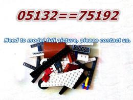 STOKTA LP 05132 8445 adet Uyumlu 75192 Yıldız Serisi Ultimate Koleksiyonerler Modeli Yapı Taşı Tuğla Noel Oyuncaklar nereden