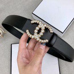 Lüks kemer siyah ve beyaz inci pürüzsüz toka kemer siyah kahve kemer 3.4 cm geniş bayan elbise aksesuarları Moda sıcak satıcı cheap ladies black dress belt nereden bayanlar siyah elbise kemeri tedarikçiler