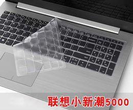 Teclado ideapad online-15.6 pulgadas TPU Ultra Thin Keyboard Cover Protector Skin para Lenovo ideapad 320 320s 15 17 520 Yoga 520s 15 7000-15 7000 5000 2017
