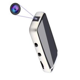 2019 скрытые камеры записи Портативный цифровой диктофон мини DVR аудио диктофон запись с 720p Dictapho камеры дешево скрытые камеры записи