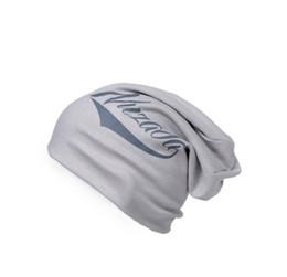 koreanischen stil männer beanie hüte Rabatt 4 Farbe Hochwertige warme Geschenke Coole Stil Sportmützen Siebdruck Baumwolle warme Mütze