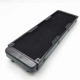 2019 жидкостные компьютеры Алюминиевый 360 мм 18 трубок компьютера PC водяного охлаждения системы водоотведения ПК процессора жидкостного теплоотвода радиатора дешево жидкостные компьютеры
