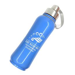 2019 bouteilles pour l'école L'acier inoxydable 800ml / 1000ml a isolé la bouteille extérieure de sports d'école de tasse d'eau potable de café de tasse d'eau chaude et froide bouteilles pour l'école pas cher