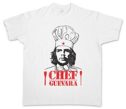 che shirts Coupons - 2019 Funny Chef Guevara T-Shirt Che Socialism Communism Fun Fidel Revolution Castro Tees
