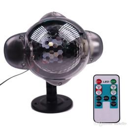 osram vip Desconto WL-808 natal mini lâmpada de projeção de neve ao ar livre à prova d 'água decoração de natal floco de neve lâmpada de projeção led gramado luz laser