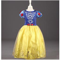 vestidos estilo cinderela para meninas Desconto 9 estilo meninas vestido de cinderela princesa dress cosplay rapunzel de neve aurora natal traje crianças para meninas 3-10 y