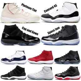 sports shoes fa9b4 05755 herren golf caps Rabatt 11 11s AJ11 Cap und Gown Prom Night Herren  Basketball-Schuhe