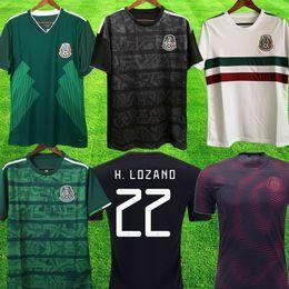Canada Gold Cup 2019 Camisetas Mexico 19 20 HOMMES FEMMES maillot de football 2018 CHICHARITO LOZANO MARQUEZ DOS SANTOS maillot de football pour filles camisa de futbol supplier futbol kids Offre
