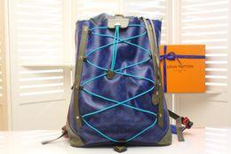 mochilas baratas Rebajas En 2019, bolso, bolso, bandolera, mochila, modelo M43834, talla 35cm54cm19cm