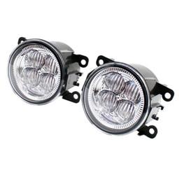 Opel astra führte licht online-Frontstoßstange LED Nebelscheinwerfer Hohe Helligkeit DRL Driving Nebelscheinwerfer 1 Satz Für OPEL ASTRA H GTC 2005-2015