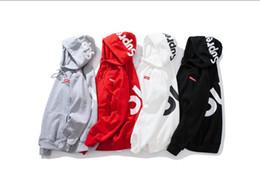 2019 hoodie do estilo do assassino dos homens Designer de marca Hip Hop Streetwear Jumpers Hoodies dos homens Carta Impresso Skates de alta qualidade Caixa de skates logotipo Moletom Com Capuz mulheres camisola