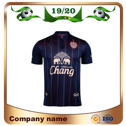 Ligue de football thai en Ligne-2019 Maillot de football Buriram United FC Domicile 19/20 Maillot de football Buriram United Luis Santo S. Jaided Maillot de football de la Ligue thaïlandaise de football