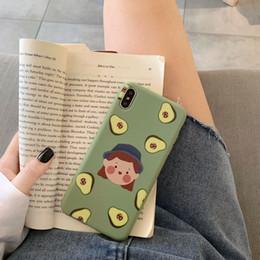 Canada Coque Mobile Fruit Fruit Girl pour iPhone 7/8 Plus, Apple, XS / MAX / XR Thé Vert 6S Soft Shell 7P Femme Offre