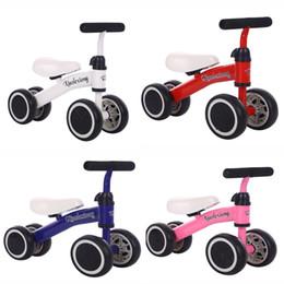 Argentina Coche de equilibrio para niños sin pedales Scooter para niños Coche de entrenamiento de equilibrio para bebés Bebé niño pequeño Bicicleta Suministro