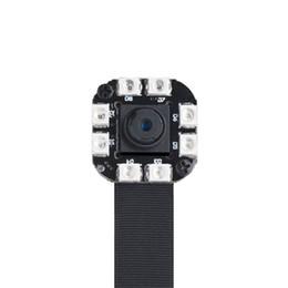 Sécurité invisible de la caméra en Ligne-Caméra de réseau de sécurité 128G maximum de module de vision nocturne sans fil invisible de vision nocturne IR de 1080p IR