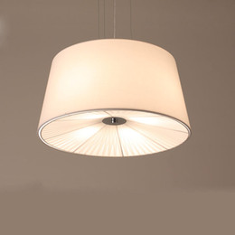 Discount Lighting Fixtures China   China Cloth Lantern Pendant Light Fixture  Suspension Lamp AC 220v Pendant