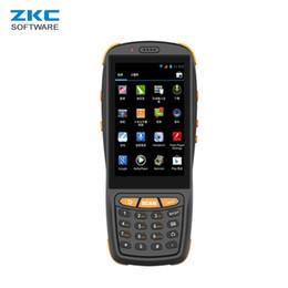 Argentina ZKC PDA3503S GSM 3G 4G WiFi Bluetooth USB Android Industrial Inalámbrico Portátil 2D Lector de código de barras Escáner con ranura para tarjeta SIM supplier card scanner android Suministro