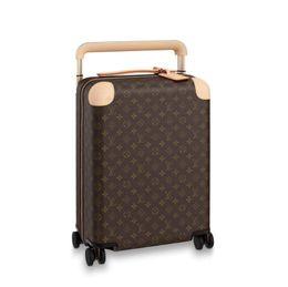 esquinas de equipaje Rebajas 4 colores Horizon 50 Esquinas del equipaje del balanceo Marc Newson cuero metalizado de aluminio Piezas para la fiesta de boda