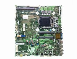 placas base de fru Rebajas Placa madre de sobremesa de trabajo 100% para 696484-002 698394-602 698394-502 Placa del sistema IPISB-NK totalmente probada