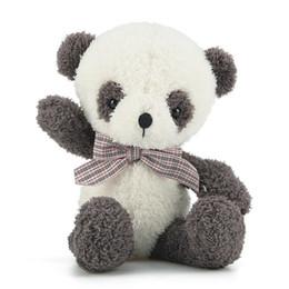 2019 Nuevo Animal Encantador 32 cm Juguetes de Peluche Panda Monkey Bunny Bear Niños Regalos de Cumpleaños Kawaii Suave Juguete de Peluche Juguetes Muñeca desde fabricantes