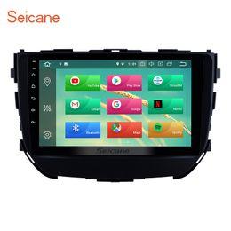 Telefone android japonês on-line-9 polegada Android 8.0 8-core Car Multimedia Player para 2016 2017 2018 Suzuki BREZZA com Bluetooth Wi-fi GPS Navi suporte do carro DVD Player 4G DVR
