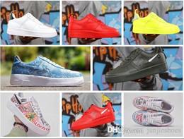2019 sapatos de patinação ao ar livre 2019new homens mulheres athletic outdoor vlone ultra 1 baixo skate sneakers triplo preto branco grafite formadores sapatos de skate 36-45 sapatos de patinação ao ar livre barato
