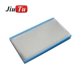 Cola oca on-line-Venda quente 50 pcs oca cola de filme com mitsubishi 250 mu para iphone x frente substituição de vidro