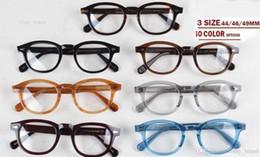 Nouveau design lemtosh lunettes lunettes de soleil montures top Qualité ronde lunettes lunettes de soleil cadre Arrow Rivet 1915 S M L taille ? partir de fabricateur