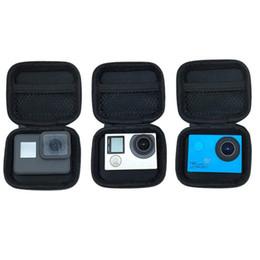 Argentina Portátil Mini Caja Xiaoyi Bolsa Cámara Deportiva Estuche impermeable para Xiaomi Yi 4K Gopro Hero 7 6 5 4 3 SJCAM Sj4000 EKEN H9 Accesorios Suministro
