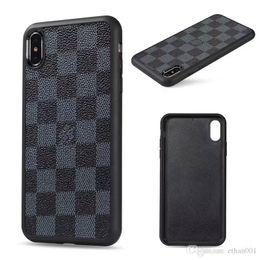 2019 imitazione iphone casi all'ingrosso TOP in pelle molti colori mostrano cassa del telefono di marca calda di buona qualità per iPhone 6 6s 7 8 8plus XR X custodia posteriore per custodia per iphone x xr 7plus