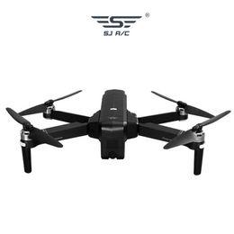 2019 quadcopters rc Sjrc estação do mundo F11 zangão quad-axis aeronave GPS fotografia aérea inteligente brushless profissional aviões de controle remoto