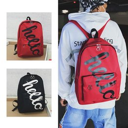 5b163d1acab backpacks for college women 2019 - Harajuku Women Backpack School Bag For Teenager  Canvas Large Capacity