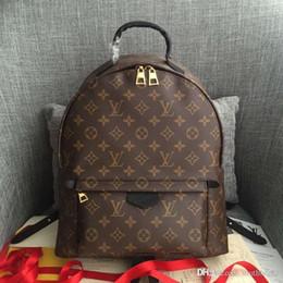 Louis mochila on-line-LOUISVUITTON1 MONOGRAMA MOCHILA Bolsas de couro para mulheres MICHAEL 00 KOR Sacos de ombro Tote Messenger Bags Sacos de viagem Satchel LOUIS